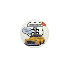 vintage-auto Mini Button