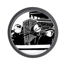 ford-A Wall Clock
