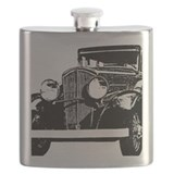 Antique car Flasks