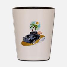 pickup-beach-2 Shot Glass
