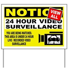 security-banner Yard Sign