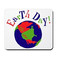 earthday-2 Mousepad
