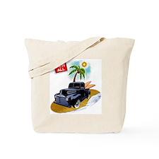 pickup-beach-sect Tote Bag