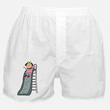 i-do-my-stunts Boxer Shorts