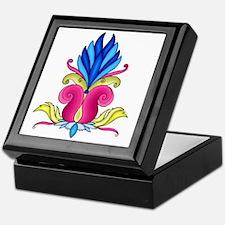 lotus-flower Keepsake Box