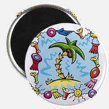 palmtree Magnet