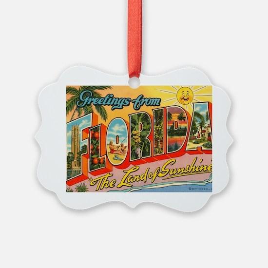 florida1 Ornament