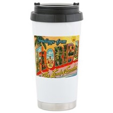 florida1 Travel Mug
