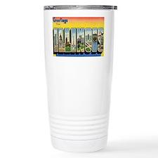 illinois Travel Mug