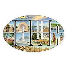 iowa Stickers