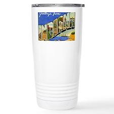indiana Travel Mug