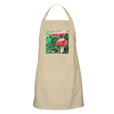 Two Fly-Agarics BBQ Apron