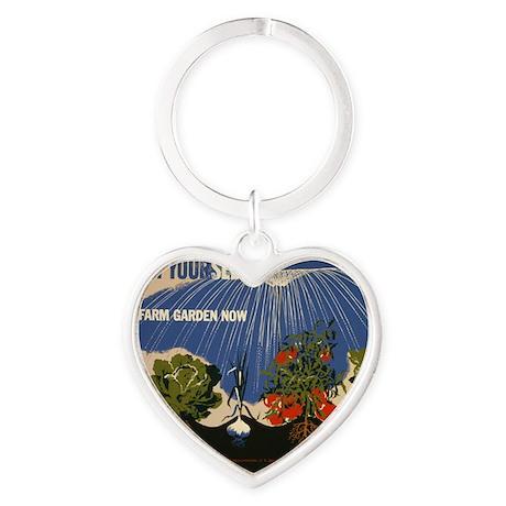 grow-it-grt-card Heart Keychain