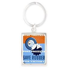 save--grt-card Portrait Keychain