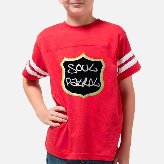 soulpatrol2trans Youth Football Shirt