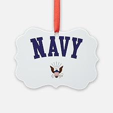 navy-emblem Ornament