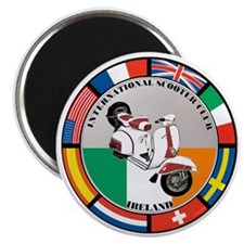 ireland-WHT-scoot Magnet