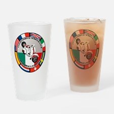 italy-WHT-scoot Drinking Glass