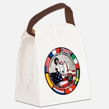 usa-WHT-scoot Canvas Lunch Bag