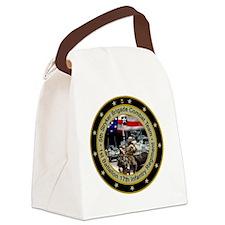 stryker-1bn-17th-inf-reg Canvas Lunch Bag