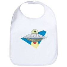 Cool UFO Bib