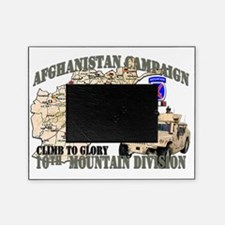 afganistan-10th-mountain-div Picture Frame