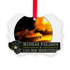 M109-Paladin Ornament