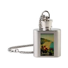 005 Flask Necklace