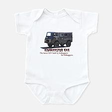 Kidnapper 4x4 Infant Bodysuit