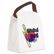 21064936-trombone-rocks Canvas Lunch Bag