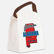 alabama Canvas Lunch Bag