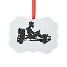 go-cart Ornament