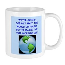 WATER skiing Mug