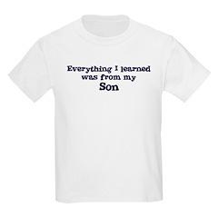 Son : Everything Kids T-Shirt