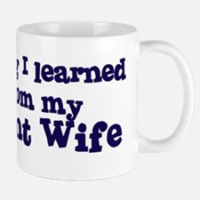 Pregnant Wife : Everything Mug