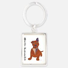 Loki the Dog Keychains