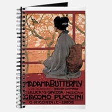 Madame Butterfly Puccini Journal