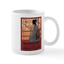 Madame Butterfly Puccini Mug