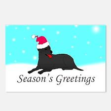 Labrador Retriever Postcards (Package of 8)