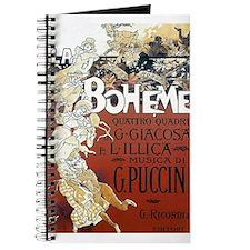La Boheme Journal