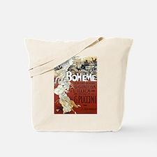 La Boheme Tote Bag