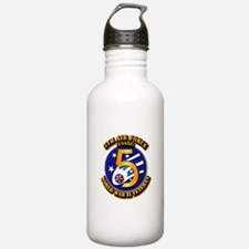 AAC - USAAF - 5th Air Force Water Bottle