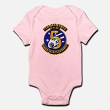 AAC - USAAF - 5th Air Force Onesie
