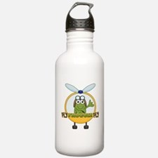 Fly Froggie Fly Water Bottle