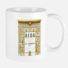 AIDA by G.Verdi Mug