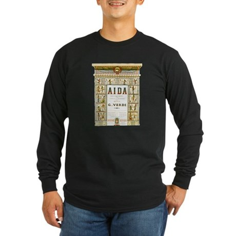 AIDA by G.Verdi Long Sleeve T-Shirt