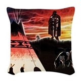 Native american woven throw pillows Woven Pillows