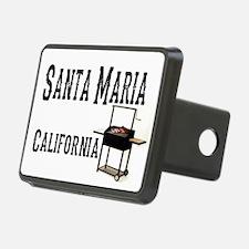 Santa Maria Style BBQ Hitch Cover