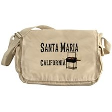 Santa Maria Style BBQ Messenger Bag