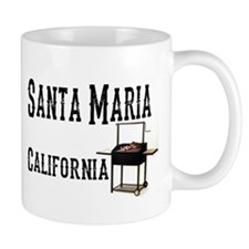 Santa Maria Style BBQ Mug